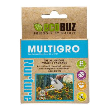EcoBuz MultiGro Pack of 3 x 5ml Sachets