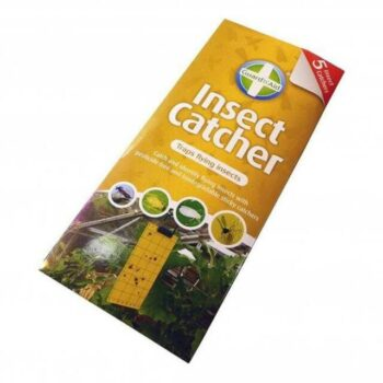 GuardnAid Yellow Sticky Trap 5 Pack