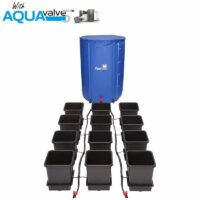 12Pot System AQUAValve5 with 15L Pots