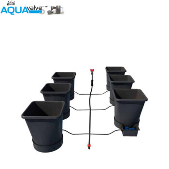 6Pot XL System AQUAValve5 without Tank