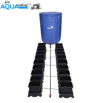 Easy2grow 20 System AQUAValve5 with 8.5L Pots