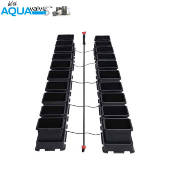 Easy2grow 20 System AQUAValve5 with 8.5L Pots without Tank
