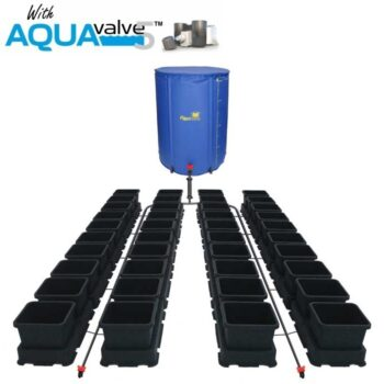Easy2grow 40 System AQUAValve5 with 8.5L Pots