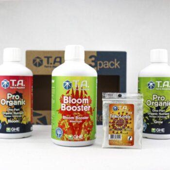 Terra Aquatica Pro Organic Starter Kit Unpacked