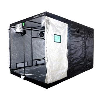 BudBox PRO SILVER MYLAR TITAN 2-HL 3.6m x 2.4m x 2.2m