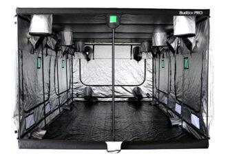 BudBox PRO SILVER MYLAR TITAN 6 6m x 3m x 2.2m