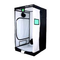 BudBox PRO White XL-HL 1.2m x 1.2m x 2.2m