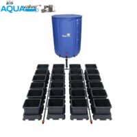 Easy2grow 24 System AQUAValve5 with 8.5L Pots