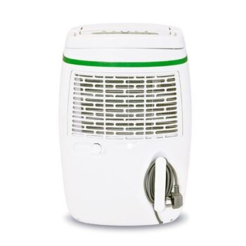 Meaco 20L Low Energy Dehumidifier and Air Purifier Back