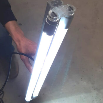 T8 LED Tubes and Fittings