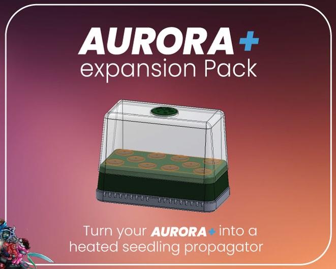 Aurora Plus Expansion Pack Ad