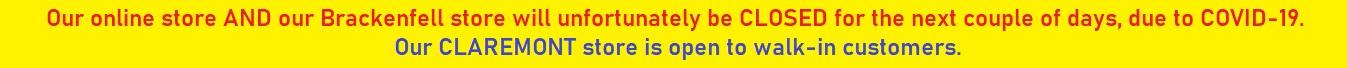 Covid Notice Online Brackenfell