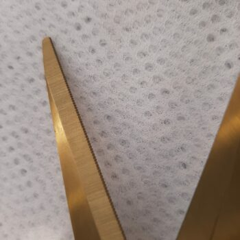 Wetrimmer Trimming Scissors Toothed Cutting Edge