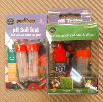 Garland Soil pH Test Kits