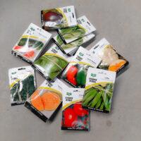 Starke Ayres Vegetable Seed Packs